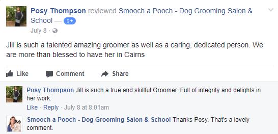 Smooch a Pooch Testimonial 11