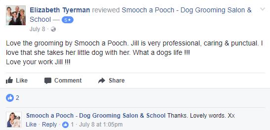 Smooch a Pooch Testimonial 9