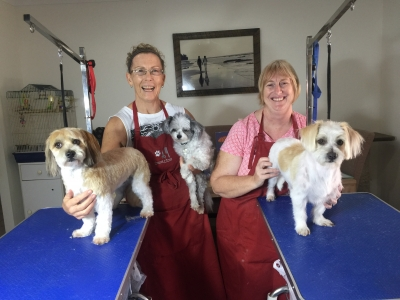 More Successful Grooming Students at Smooch a Pooch