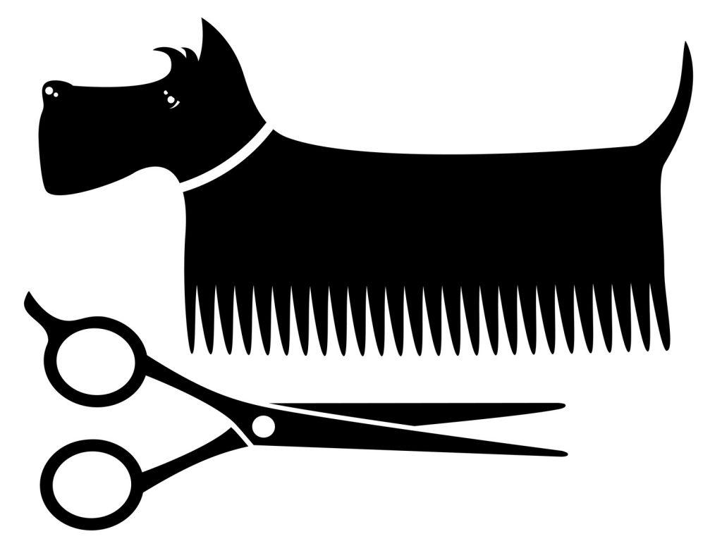 scissoring technique